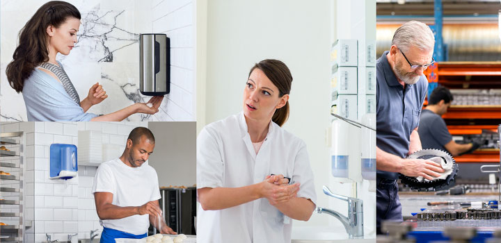 Commercial Hygiene Services